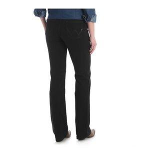 Wrangler Q Baby jeans black magic
